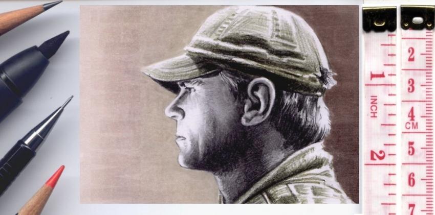 Richard Dean Anderson by wu-wei